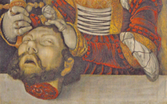 Cranach's Judith and Holofernes
