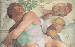 Michelangelo's Sistine Ceiling: Jonah (1512)