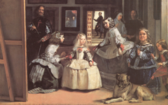 Velazquez's Las Meninas (1656)