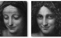 Leonardo's Faces