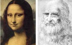 Leonardo's Mona Lisa (c. 1503-7)