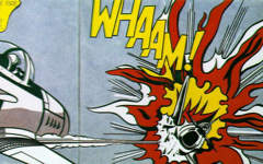 Lichtenstein's Whaam! (1963)