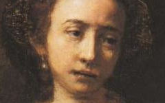 Rembrandt's Lucretia (1666)