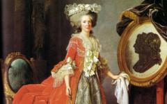 Labille-Guiard's Portrait of Madame Adélaïde (1787)