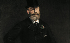 Manet's Portrait of Antonin Proust (1880)