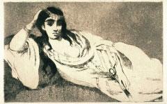 Manet's Odalisque