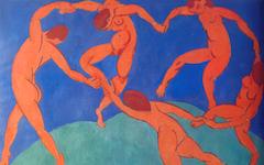 Matisse's Dance II (1910)