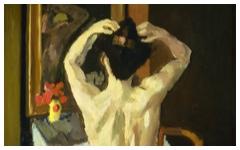 Matisse's La Coiffure (1901)