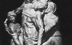 Michelangelo's Florentine Pieta (1547-53)
