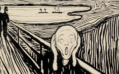Munch's The Scream (1895)