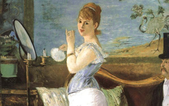 Manet's Nana (1877)