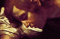 Caravaggio's Narcissus (c.1597-9)