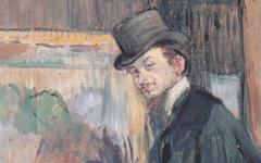 Toulouse-Lautrec's Portrait of Henri Nocq (1897)