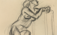 Matisse's Nude (c.1908)