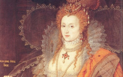 Isaac Oliver's Rainbow Portrait of Queen Elizabeth I (c.1600)