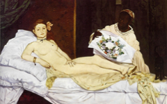Manet's Olympia (1863) Part 1
