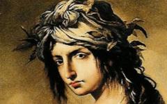 Salvator Rosa's Lucrezia (c.1641)
