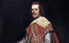 Velazquez' King Philip IV in the Frick Collection (1644)