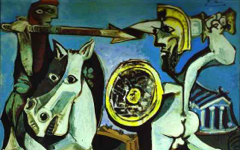 Picasso's Swords and Knives