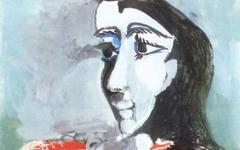 Picasso's Portrait of Jacqueline (1965)