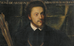 Titian's Ambassador Portrait (1541-2)