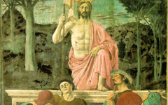 Piero della Francesca's Resurrection (c.1458)