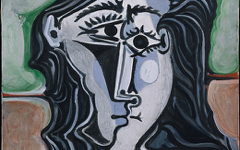 Picasso's Head of a Woman (1960)