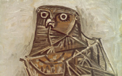 Picasso's Owl of Death (1952)