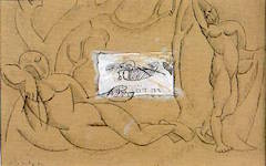 Picasso's Sketches of Manet's Le Déjeuner