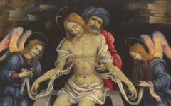 Filippino Lippi's Dead Christ (c.1500) and the Artist's Turban