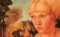 Cranach's Portrait of Anna Putsch (1502-3)
