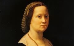 Raphael's La Gravida (1505-6)