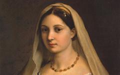 Raphael's La Donna Velata (c.1516)