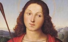Raphael's Saint Sebastian (c.1502-3)
