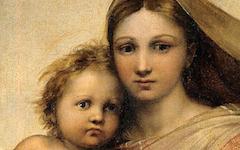 Raphael's Sistine Madonna, Part 2
