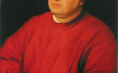 Raphael's Tommaso Inghirami (c. 1511)
