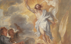 Van Dyck's Resurrection (c.1631-2)