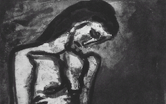 Rouault's Miserere: Eternally Scourged (1922)