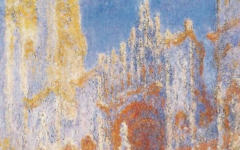 Monet's Rouen Cathedral (1892-4)