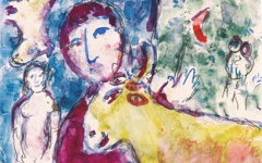 Chagall as an Animal (20th century)