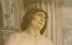 Mantegna's Saint Sebastian (1480)