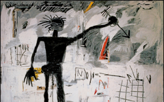Basquiat's Self-Portrait (1982)