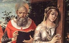 Fra Filippo Lippi's Four Saints (1482)