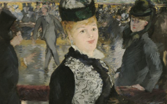 Manet's Skating (1877)