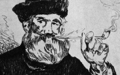 Manet's Smokers