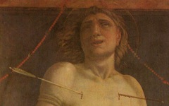 Mantegna's Saint Sebastian (1490)