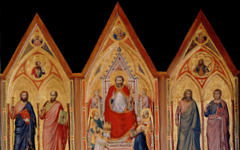 Giotto's Stefaneschi Triptych (c.1315)
