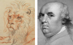 Perugino and Stubbs as Lions