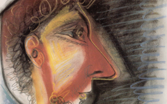 Picasso's YO's in Piero Crommelynck (1966-71)