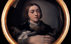 Behind the Eyeball of Bellini, Titian and Parmigianino